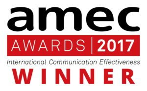 Amec Awards Winner Red