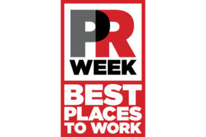 Pr Week Best Places