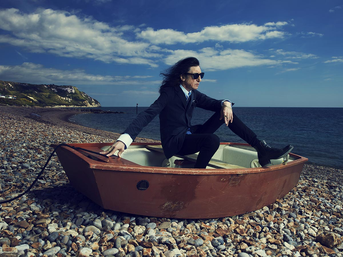 National Trust John Cooper Clarke Unveils Nations Ode To The Coast 1