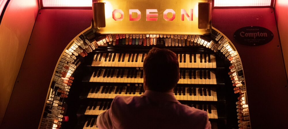 Odeon Luxe Leicester Square Organ Close