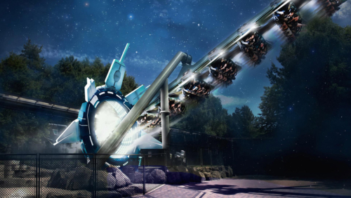 Alton  Towers  Resort  Galactica 3