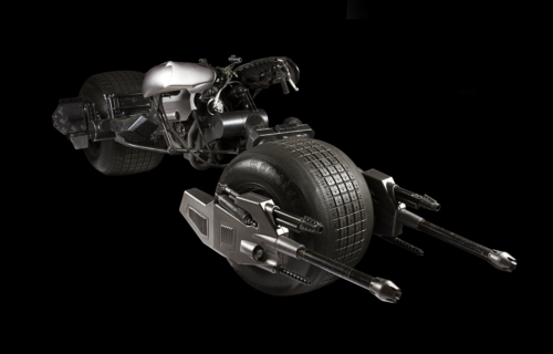 Batman Dkr Bat Pod 2