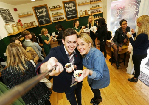 Lyles  Brings  The  First  Selfie  Service  Cafe  To  London