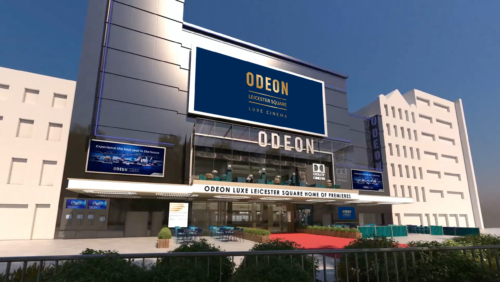 Odeon Luxe Leicester Square External