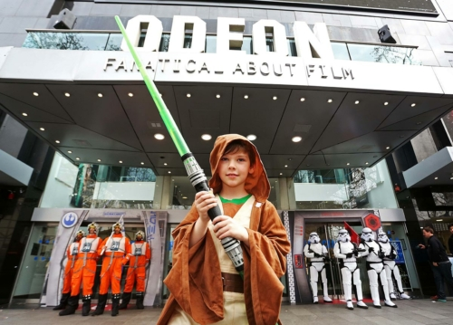 Odeon  Star Wars 4