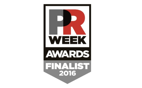 Pr Week Awards Finalist